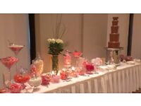 CHOCOLATE FOUNTAIN FOR LARGE/SMALL EVENTS, CORPORATE EVENTS, WEDDINGS, BIRTHDAY PARTIES & FESTIVALS