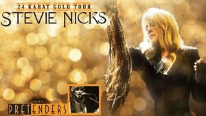 See Stevie Nicks & The Pretenders LIVE