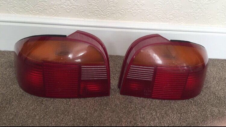 Mondeo Mark one back lights