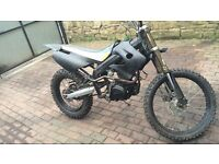 150cc Crosser not pitbike dirt bike quad etc