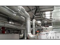 Ductwork mates/apprentices/labourers needed