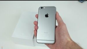 iPhone 6 64 gb locked to Rogers $450 Space Gray