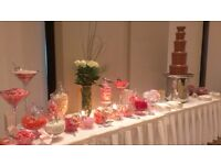 CHOCOLATE FOUNTAIN FOR LARGE/SMALL EVENTS, CORPORATE, EVENTS, WEDDINGS, BIRTHDAY PARTIES & FESTIVALS