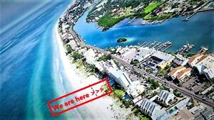 Direct Beachfront Condo - Clearwater/St. Petes Special $999!!