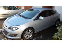 Vauxhall Astra 1.4T SRi Sat Nav Full Vauxhall Service History 25,000 Miles 2014 Turbo