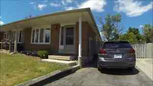 3 Bedroom Semi in Lovely Forest Heights - Rare Find