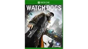 Xbox one games for sale BF4 and watchdogs