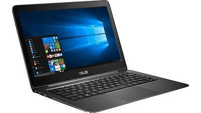 Asus Zenbook Ux305 Signature Edition Ultrabook   13 3  Full Hd   8Gb   256Gb Ssd