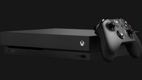 Microsoft Xbox One X 1TB Console - with all accessories! 6 month warranty!
