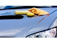 Valeting Company hire people for washing cars on differit dealerships