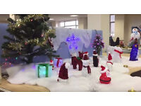 Christmas Musical Lighting Display - Interactive - Will Loan Locally Over Christmas