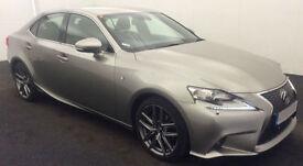 Lexus IS F Sport FROM £103 PER WEEK!
