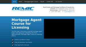Remic Mortgage Agent Exam Study Notes (Sent in under 1 Hour)