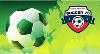Soccer 7vs7 intérieur Turf de 21h30 à 23h00, Rosemere