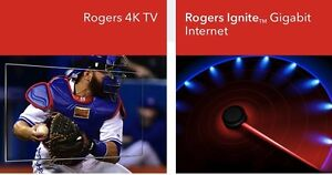 GET ROGERS IGNITE 1 GBPS INTERNET GET TODAY WITH ONGOING PRICE