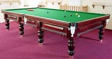 Delux 12 foot billiards pool table in Excellent Condition Macgregor Brisbane South West Preview