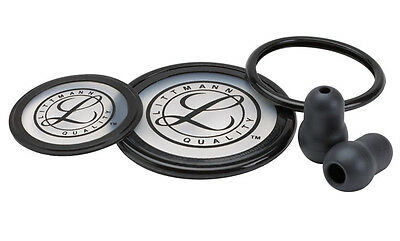 Littmann Spare Parts Kit - Cardiology Iii - Black - 40003