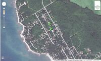 Great Building Lot! Georgian Bay Area 80 feet by 153 deep!