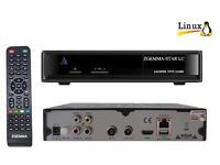 ZGEMMA STAR LC SINGLE TUNER CABLE(virgin) TV RECEIVER BOX 12 MONTHS ALL HD CHANNELS PLUG AND PLAY