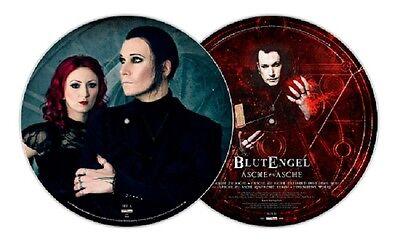 """BLUTENGEL Asche zu Asche - Limited - 12"""" / Picture Vinyl"""