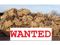 PALLETS, TIMBER OFF CUTS, CLEAN WOOD, WANTED
