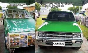 GREEN TRUCK & CAR PAINT 4 LITRE  - TRALERS, MACHINERY, TANKS Fyshwick South Canberra Preview