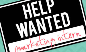 Business/Marketing Intern Wanted - Part-Time or Full-Time