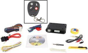 bulldog alert rs110 car remote start keyless entry system. Black Bedroom Furniture Sets. Home Design Ideas