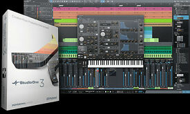 Studio One Professional | Komplete Ultimate 10 | Alesis V-161 MIDI Keyboard | Sennheiser HD 598SE