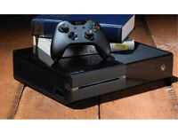 Xbox for £50.00
