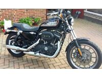 Harley Davidson Sportster XL 883R 2014 - very low mileage - ABS - keyless ingnition