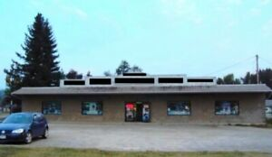 Commercial Building in High Traffic Area - Quesnel BC