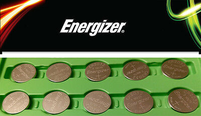Купить Energizer Energizer 2032 - FRESH NEW 10 Pc Genuine Energizer CR2032 Lithium Battery 3V Coin Cell Exp 2024