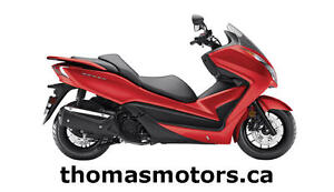 BLOW OUT - 2014 HONDA FORZA Scooter (NSS300AE)