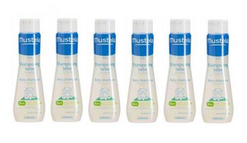 Mustela Baby Gentle Shampoo, 6.76 Oz (Pack of 6)