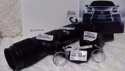 JDM OEM LEXUS INTAKE AIR SOUND CREATOR LEXUS IS250 GSE20 NEW ORIGINAL SET JAPAN