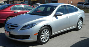 2011 Mazda6 GS Sedan SUMMER WARRANTY SPECIAL