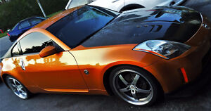 2003 Nissan 350Z Supercharged - Clean, Certified, 400WHP REDUCED