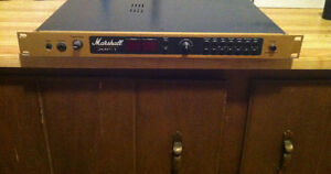 Marshall JMP1 Preamp $450.00 / trades considered.
