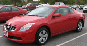 09 Nissan Altima 2.5 coupe