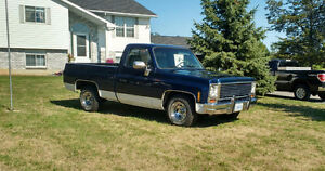 1978 Chevy short box in excellent condition