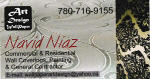 painting service and renos