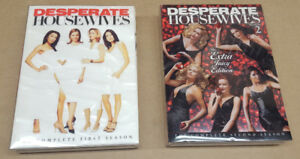 Desperate Housewives DVD Video Box Sets Season 1 & 2
