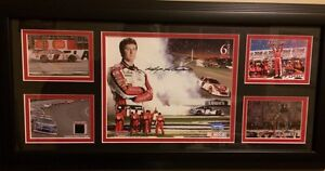 Autographed and professionally framed Kasey Kane