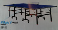 Double Fish Ping Pong Table 201V, 15mm Training & Recreational