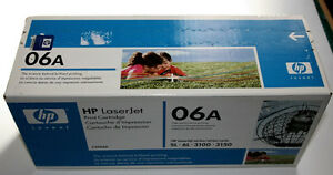 New sealed box HP 06A Laser Jet Print Cartridge C3906A-00908 Kitchener / Waterloo Kitchener Area image 1