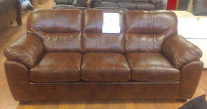 Brand new tan sofa & loveseat $1298 + Do not pay for 12 months!!