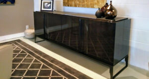Buffet, credenza from Hugues Chevalier Paris collection.