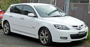 2004-2009 Mazda 3 Hatchback Parts COMPLETE VEHICLE