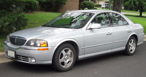 2003 Lincoln LS PARTS FOR SALE- ENGINE+ TRANNY INCLUDED